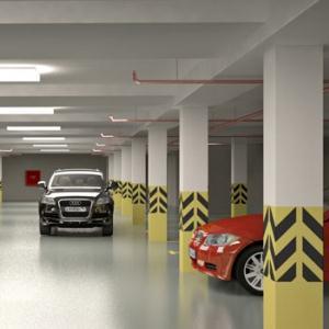 Автостоянки, паркинги Верхней Хавы