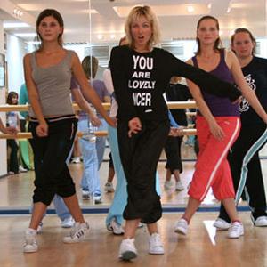 Школы танцев Верхней Хавы