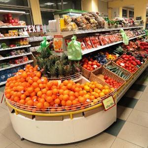 Супермаркеты Верхней Хавы